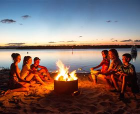 South Stradbroke Island Camping - Accommodation Coffs Harbour