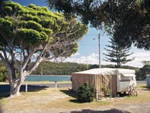 Wooli Camping  Caravan Park - Accommodation Coffs Harbour