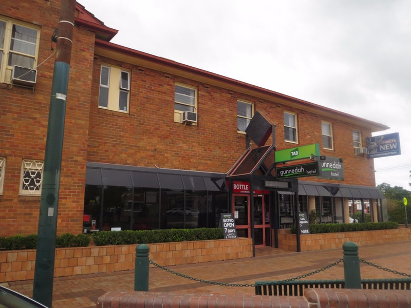 Gunnedah Hotel - Accommodation Coffs Harbour
