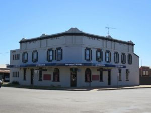 Imperial Hotel Gunnedah - Accommodation Coffs Harbour
