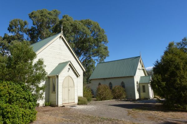 Churches of Yarck - Accommodation Coffs Harbour