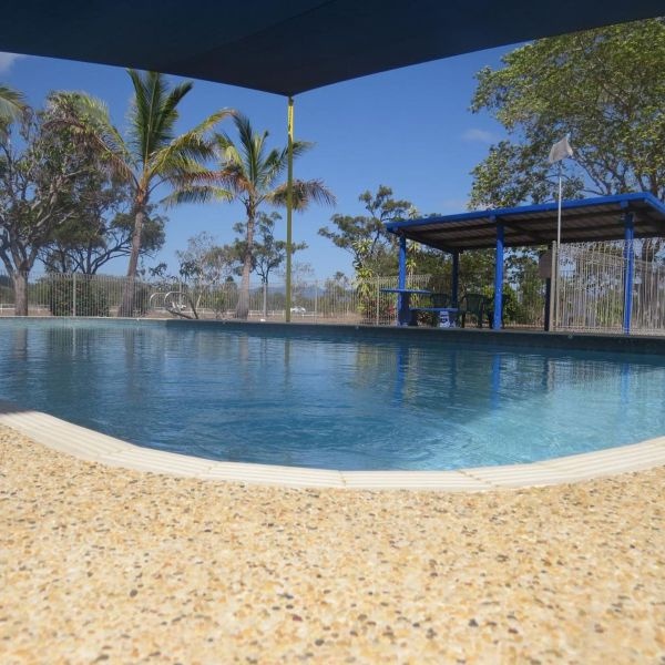 Bluewater Caravan Park - Accommodation Coffs Harbour