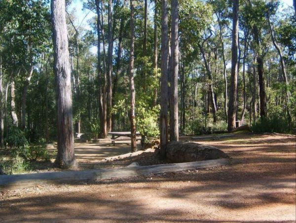 Barrabup Camp at St John Brook National Park - Accommodation Coffs Harbour