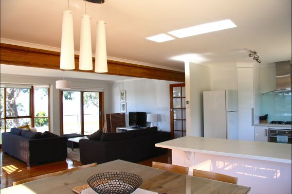 Darlington Beach House  Spring Beach - Accommodation Coffs Harbour