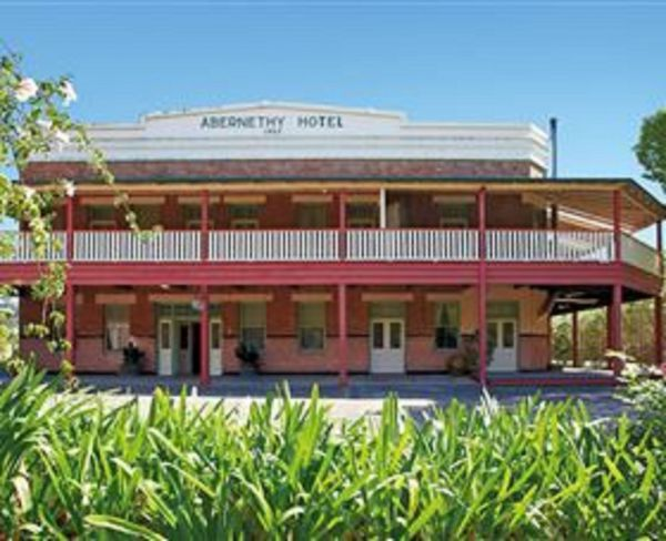Abernethy House - Accommodation Coffs Harbour