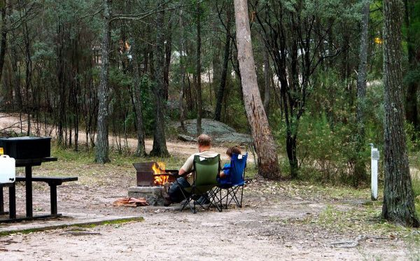 Girraween National Park Camping Ground