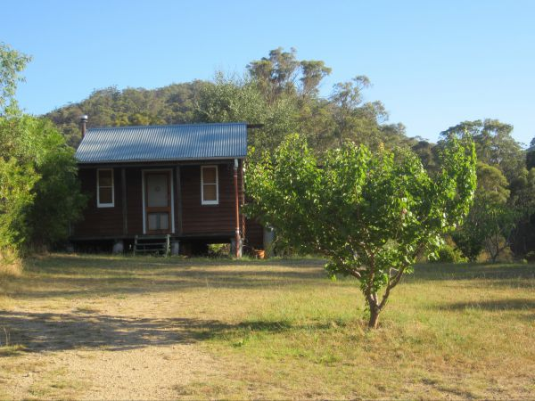 Peach Tree Cabin - Accommodation Coffs Harbour