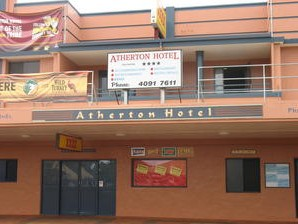 Atherton Hotel - Accommodation Coffs Harbour
