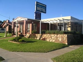 Golden Chain Murray River Motel - Accommodation Coffs Harbour