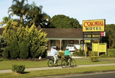 Ballina Colonial Motel - Accommodation Coffs Harbour