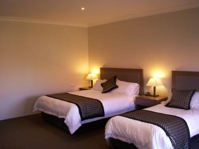 Parkes Int Motor Inn - Accommodation Coffs Harbour