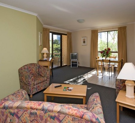 Kingston Court Serviced Apartments - Accommodation Coffs Harbour