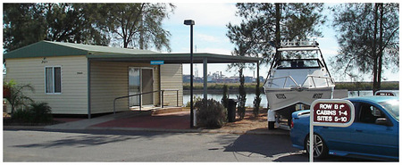 Port Pirie Beach Caravan Park - Accommodation Coffs Harbour