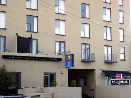 Best Western Balmoral on York