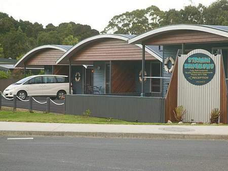Strahan Bungalows - Accommodation Coffs Harbour