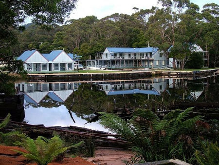 Risby Cove - Accommodation Coffs Harbour