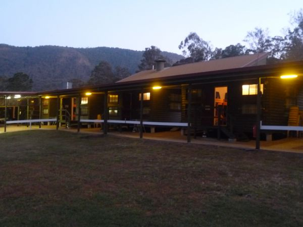 Christmas Creek Cafe and Cabins - Accommodation Coffs Harbour