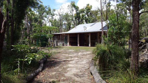Byfield Cabins on Waterpark Creek - Accommodation Coffs Harbour