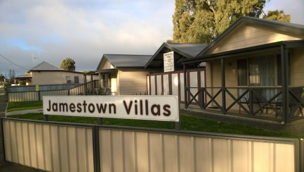 Jamestown Villas - Accommodation Coffs Harbour