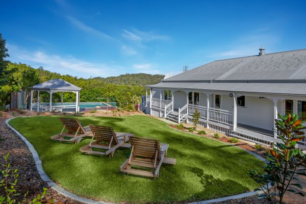 The Farmhouse Eumundi - Accommodation Coffs Harbour