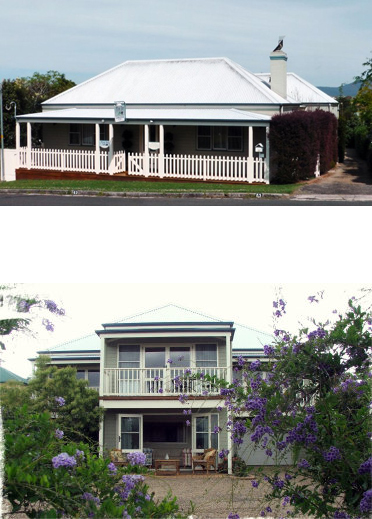Mrs Top  BB - Accommodation Coffs Harbour