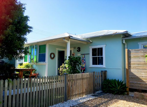 Atlantis Seafarers Cottage - Accommodation Coffs Harbour