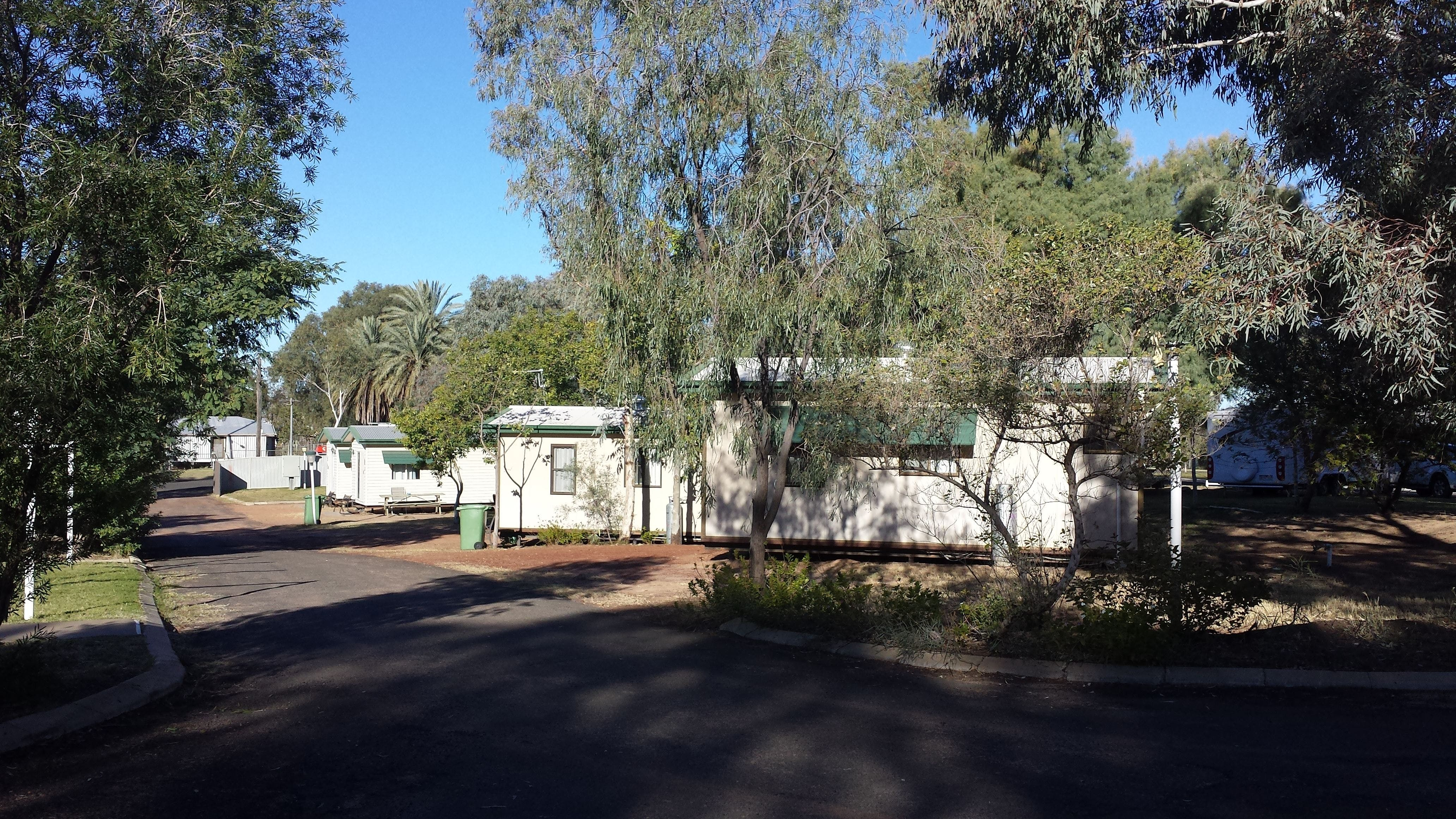 Cunnamulla Tourist Park - Accommodation Coffs Harbour