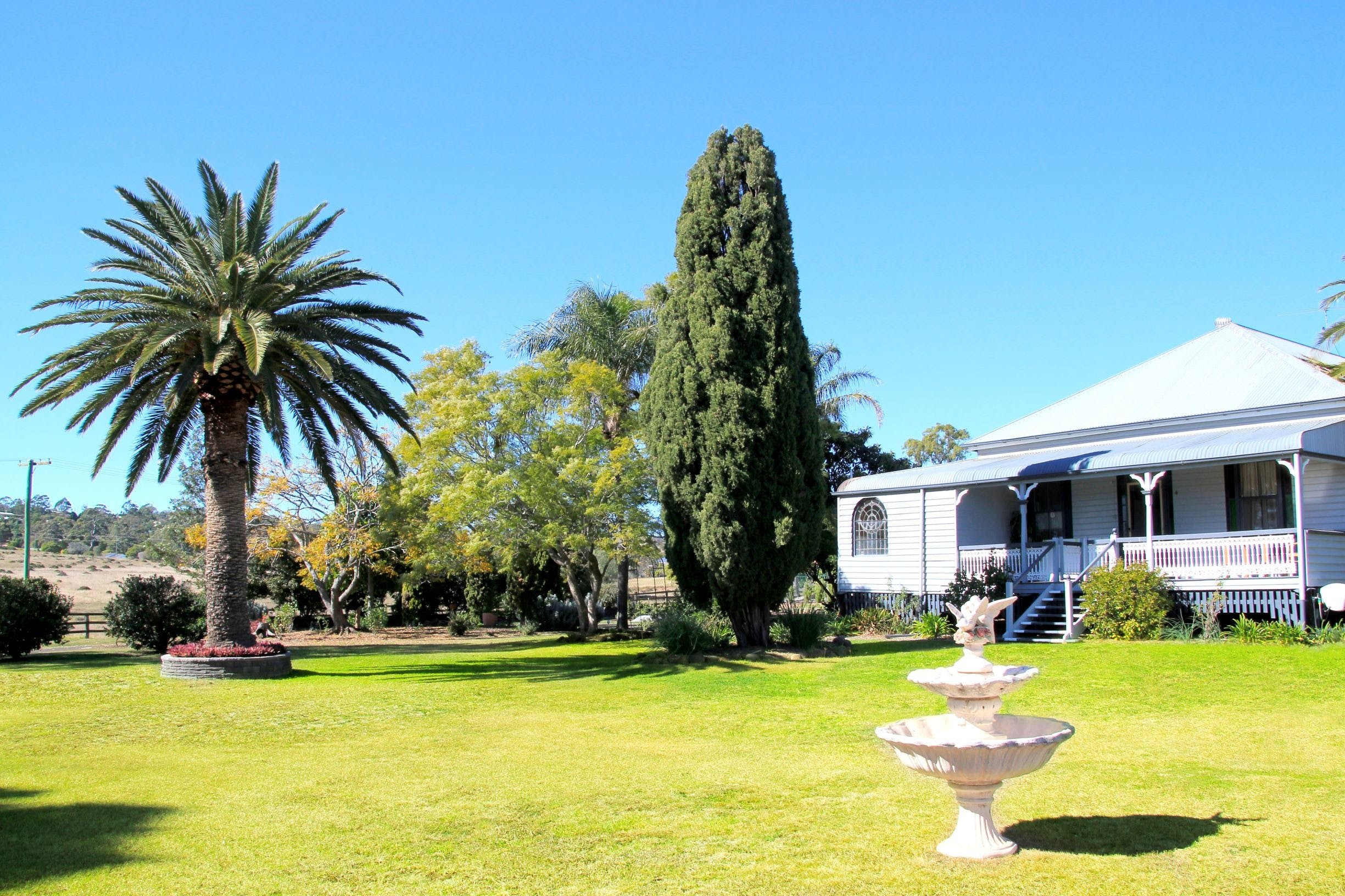 Forest Lodge Highfields - Accommodation Coffs Harbour