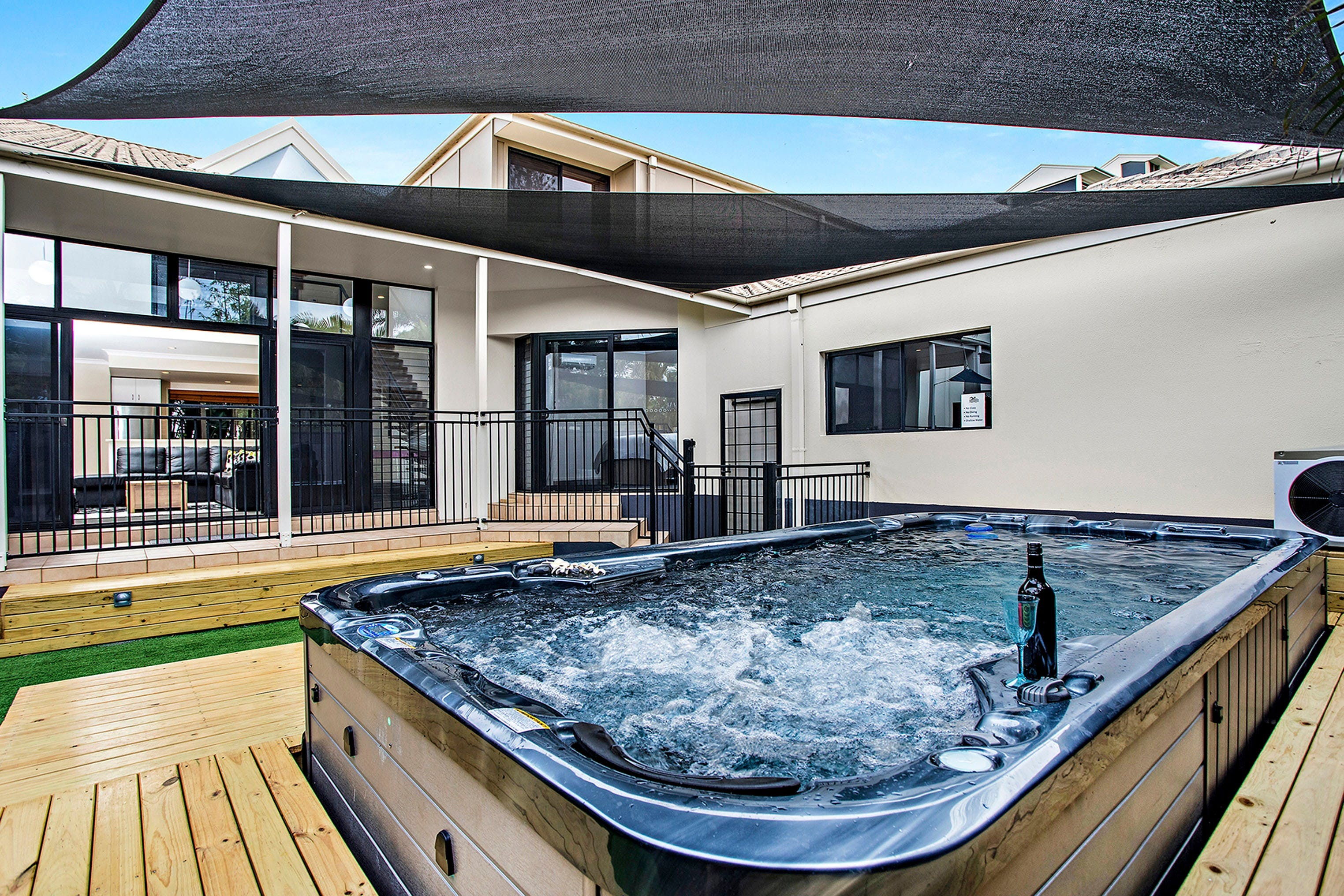 Serenity at Sapphire - Accommodation Coffs Harbour