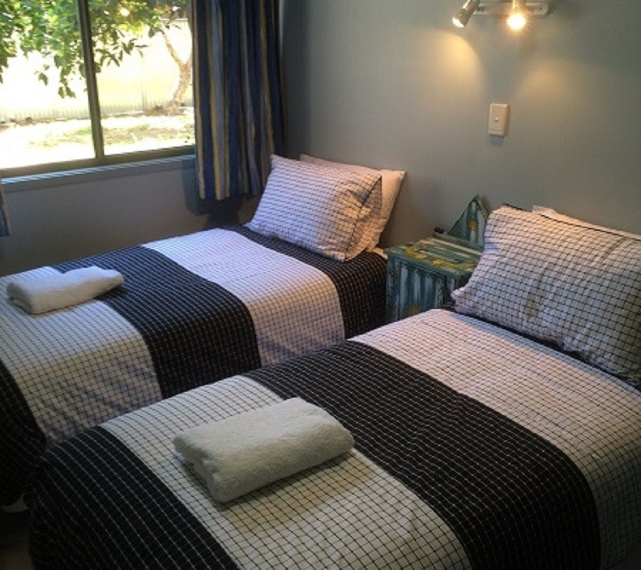 Tin Shack - Accommodation Coffs Harbour