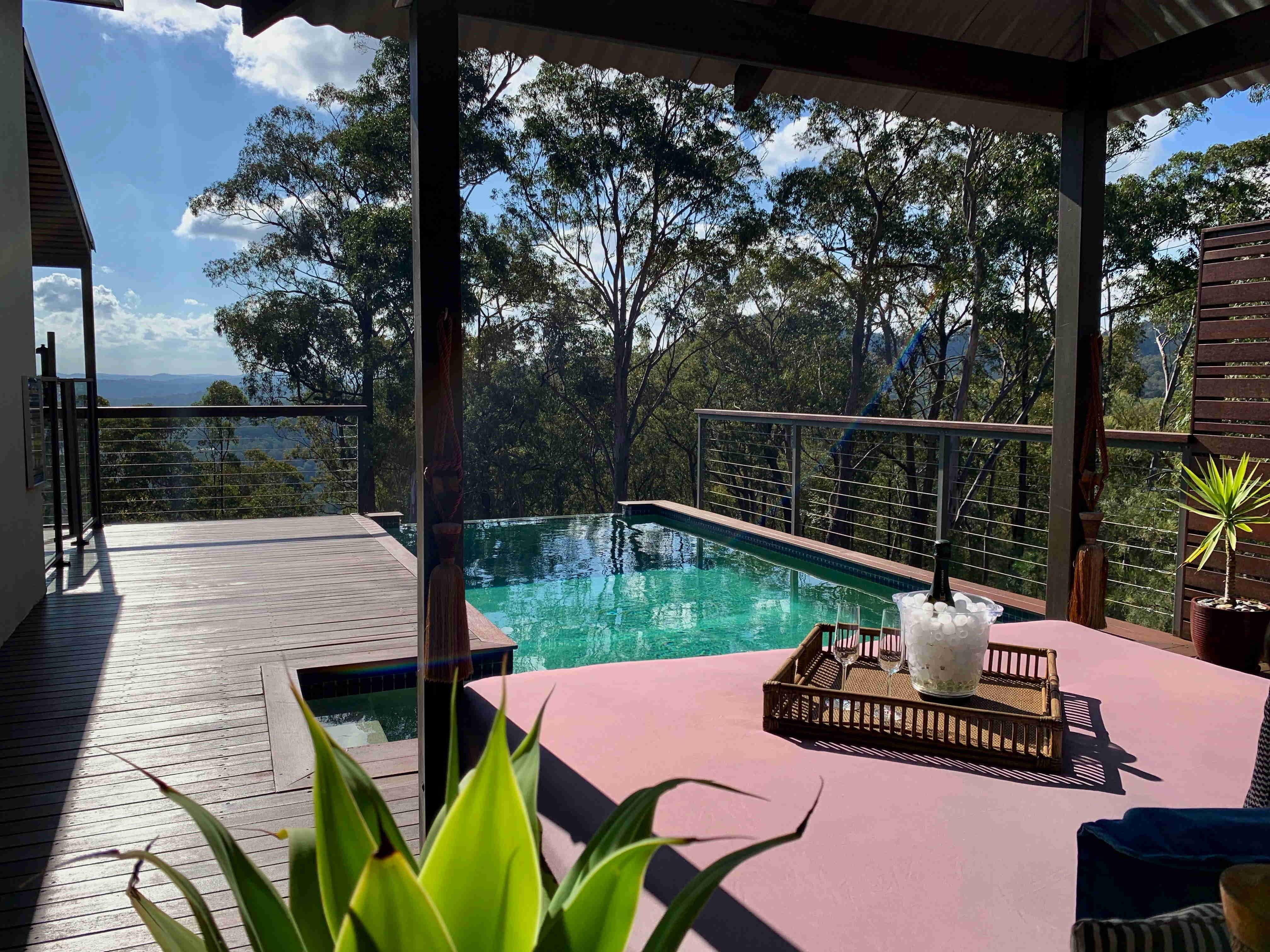 Wild Edge Retreat - Accommodation Coffs Harbour