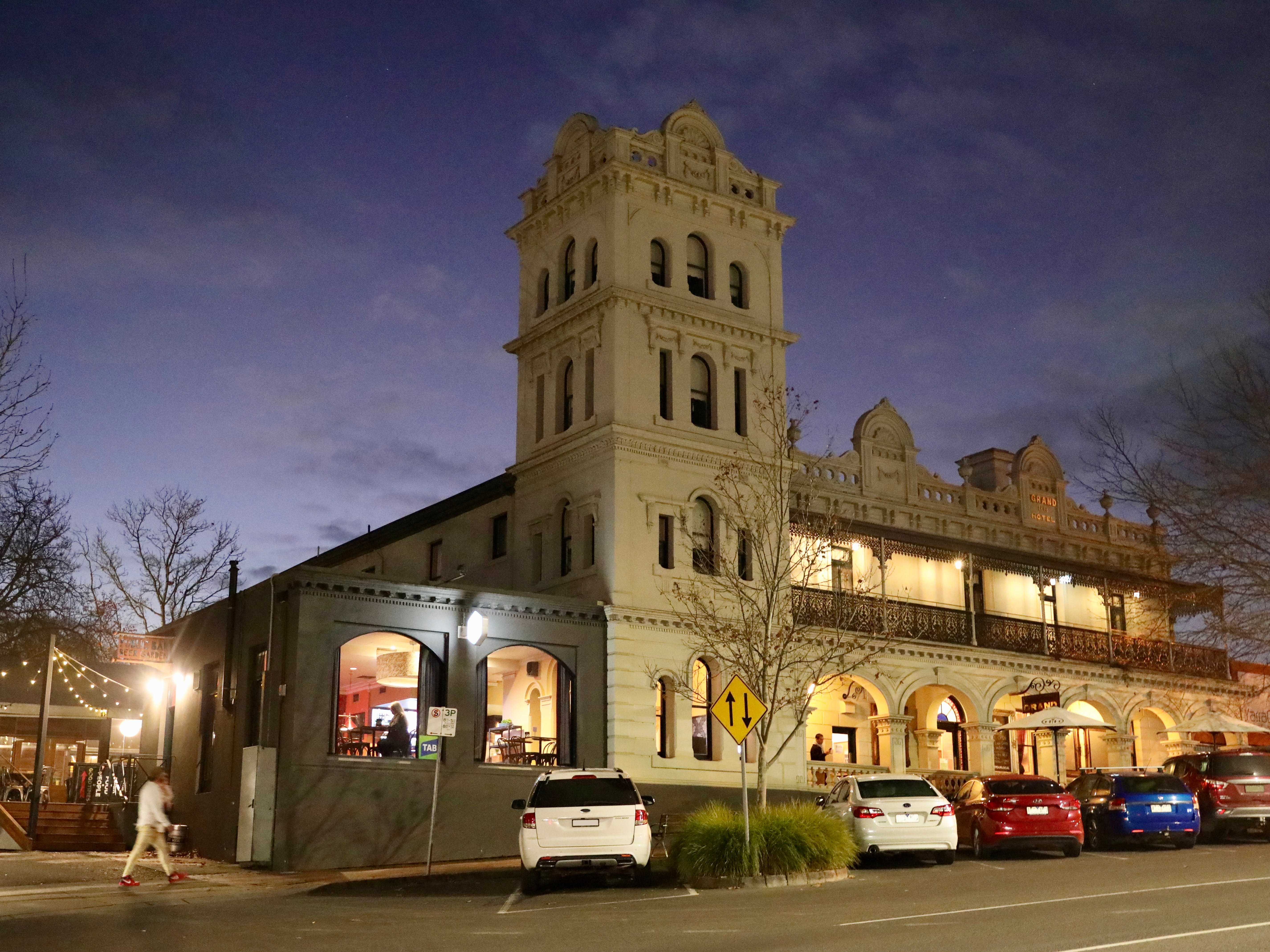 Yarra Valley Grand Hotel - Accommodation Coffs Harbour