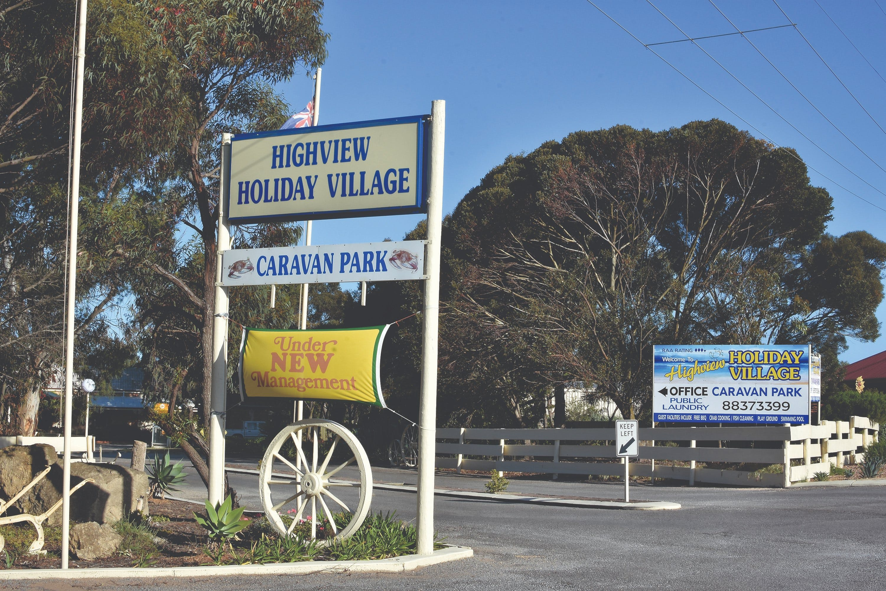 ARDROSSAN - Highview Holiday Village - Accommodation Coffs Harbour