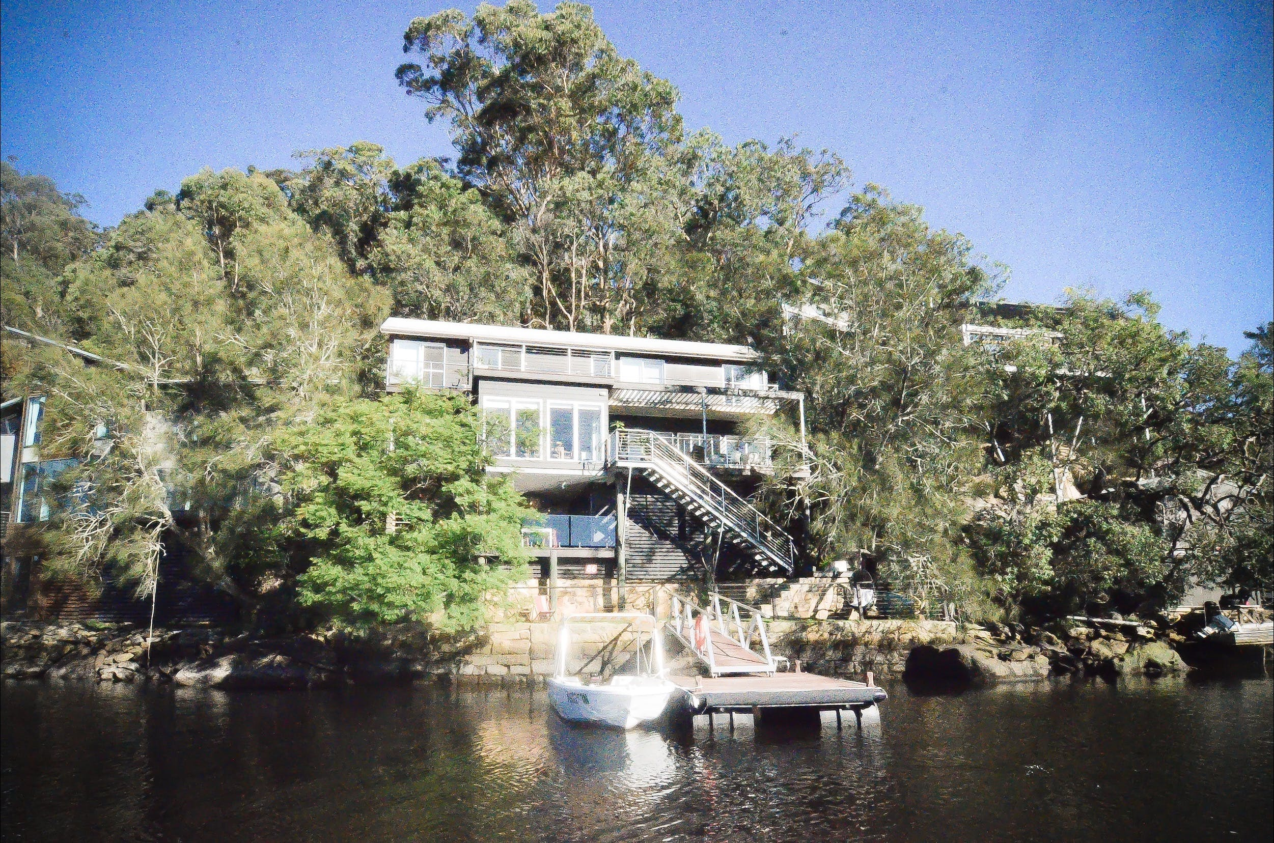Calabash Bay Lodge - Accommodation Coffs Harbour