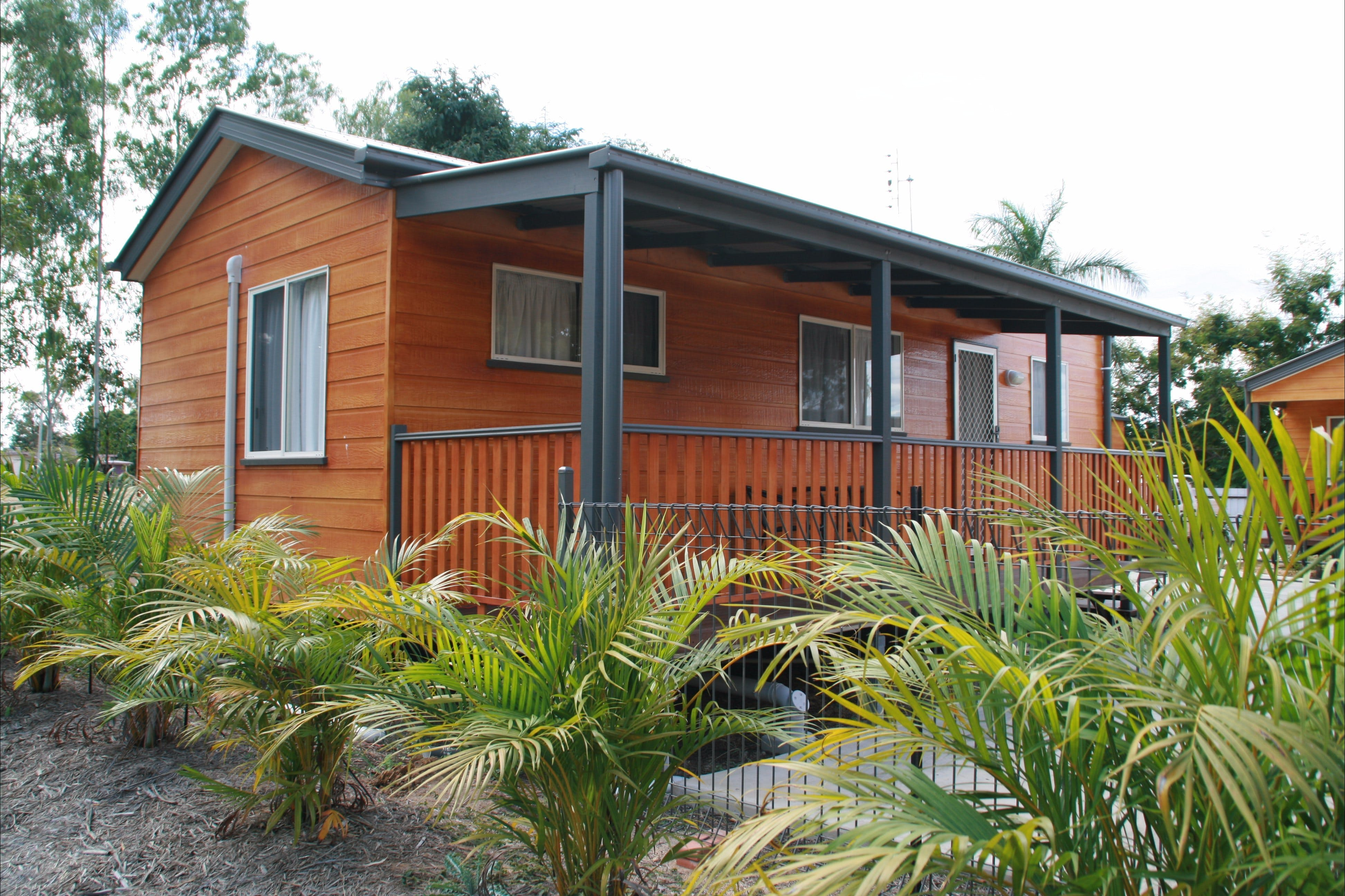 Charters Towers Tourist Park Top ParkDiscovery Park - Accommodation Coffs Harbour