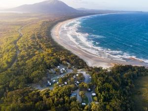 Diamond Head campground - Accommodation Coffs Harbour