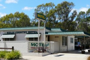 Glenrowan Kelly Country Motel - Accommodation Coffs Harbour