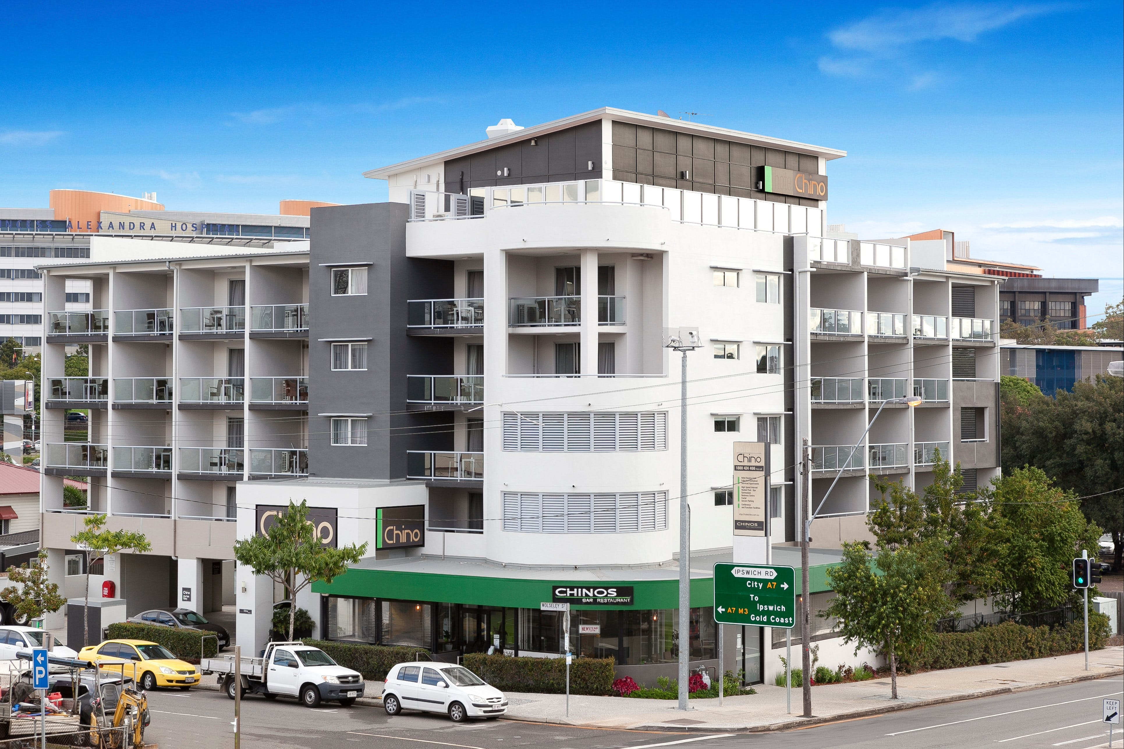 Hotel Chino - Accommodation Coffs Harbour