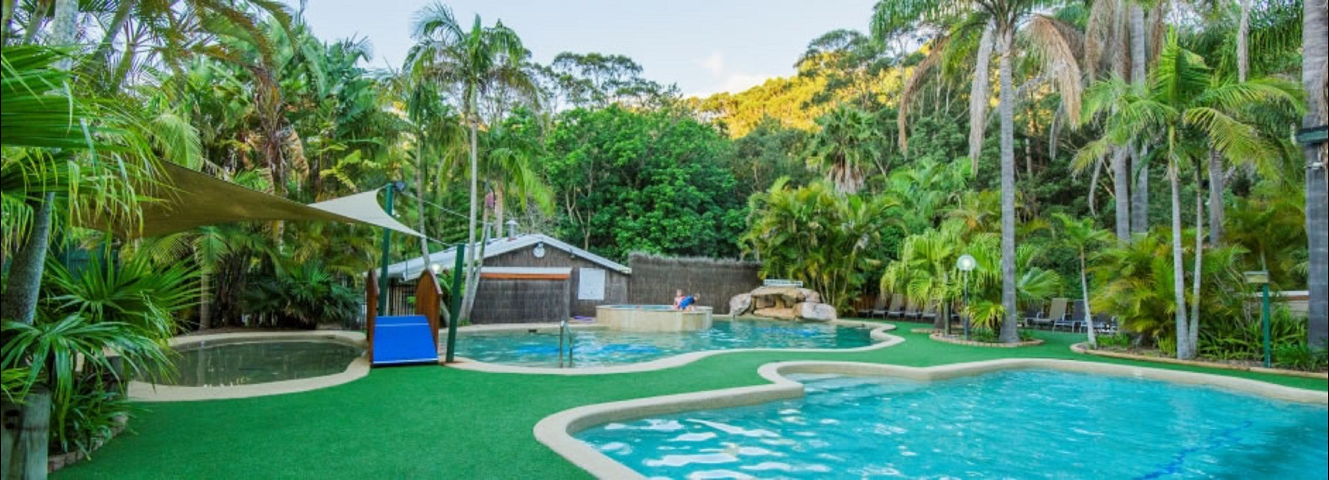 The Palms at Avoca - Accommodation Coffs Harbour