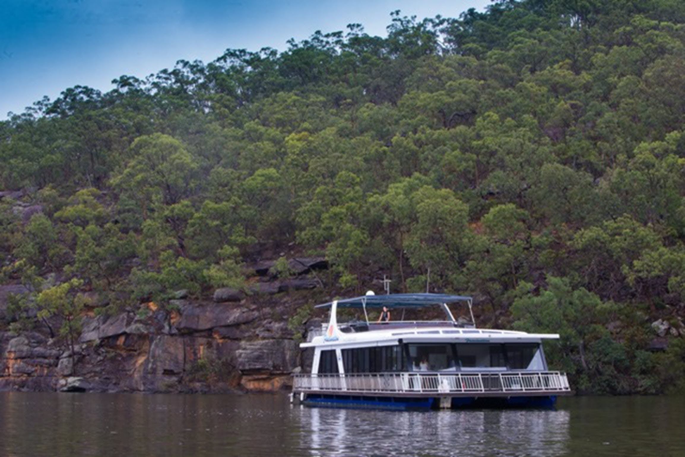 Able Hawkesbury River Houseboats - Kayaks and Dayboats - Accommodation Coffs Harbour