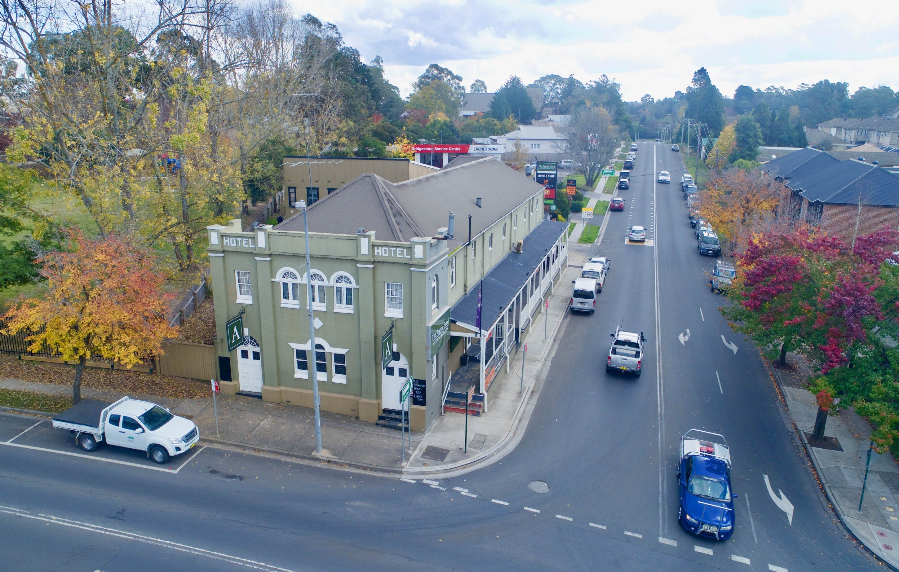 Argyle Hotel - Accommodation Coffs Harbour