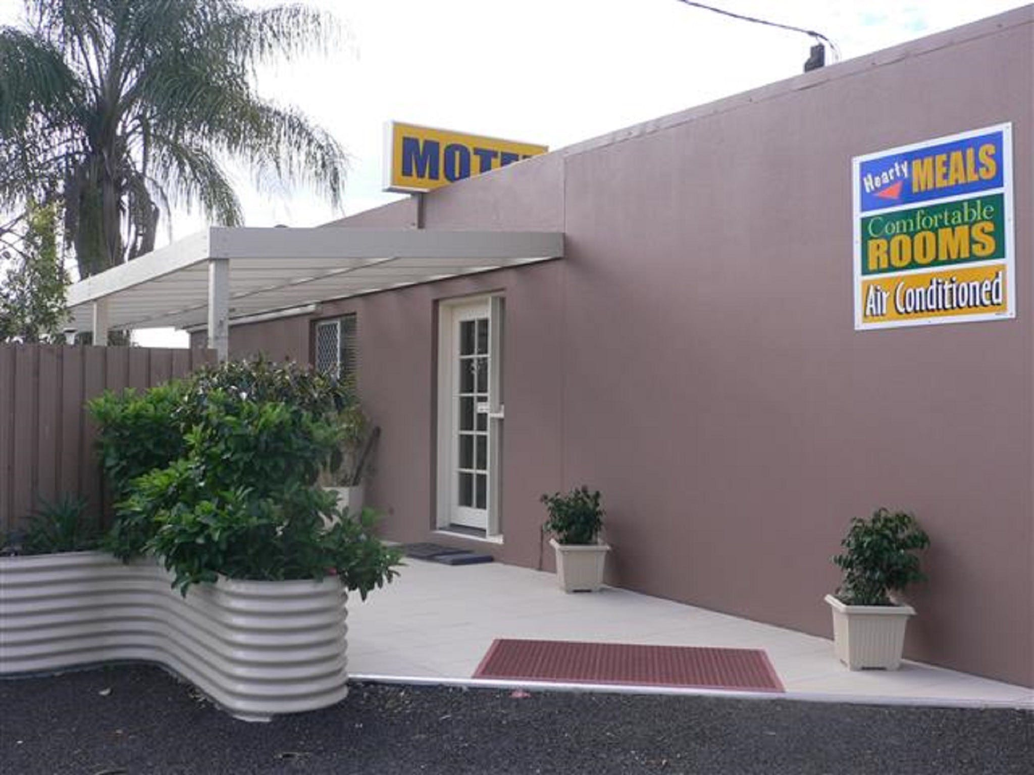 Chinchilla Motel - Accommodation Coffs Harbour