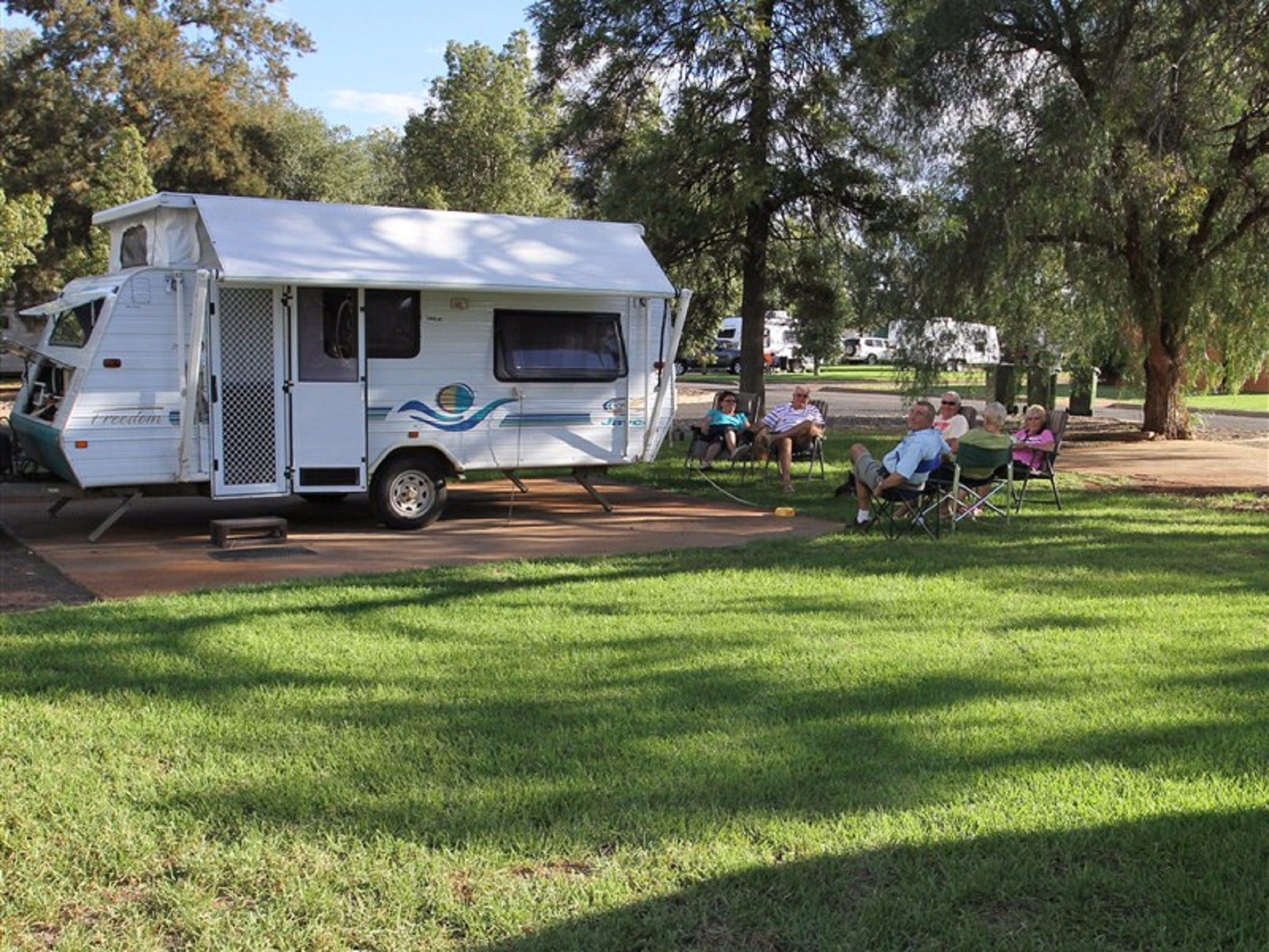 Cobar Caravan Park - Accommodation Coffs Harbour