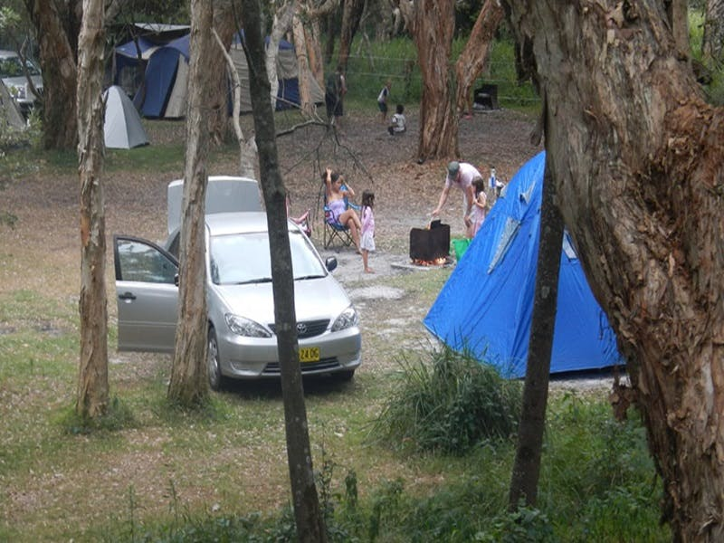Hungry Gate campground - Accommodation Coffs Harbour