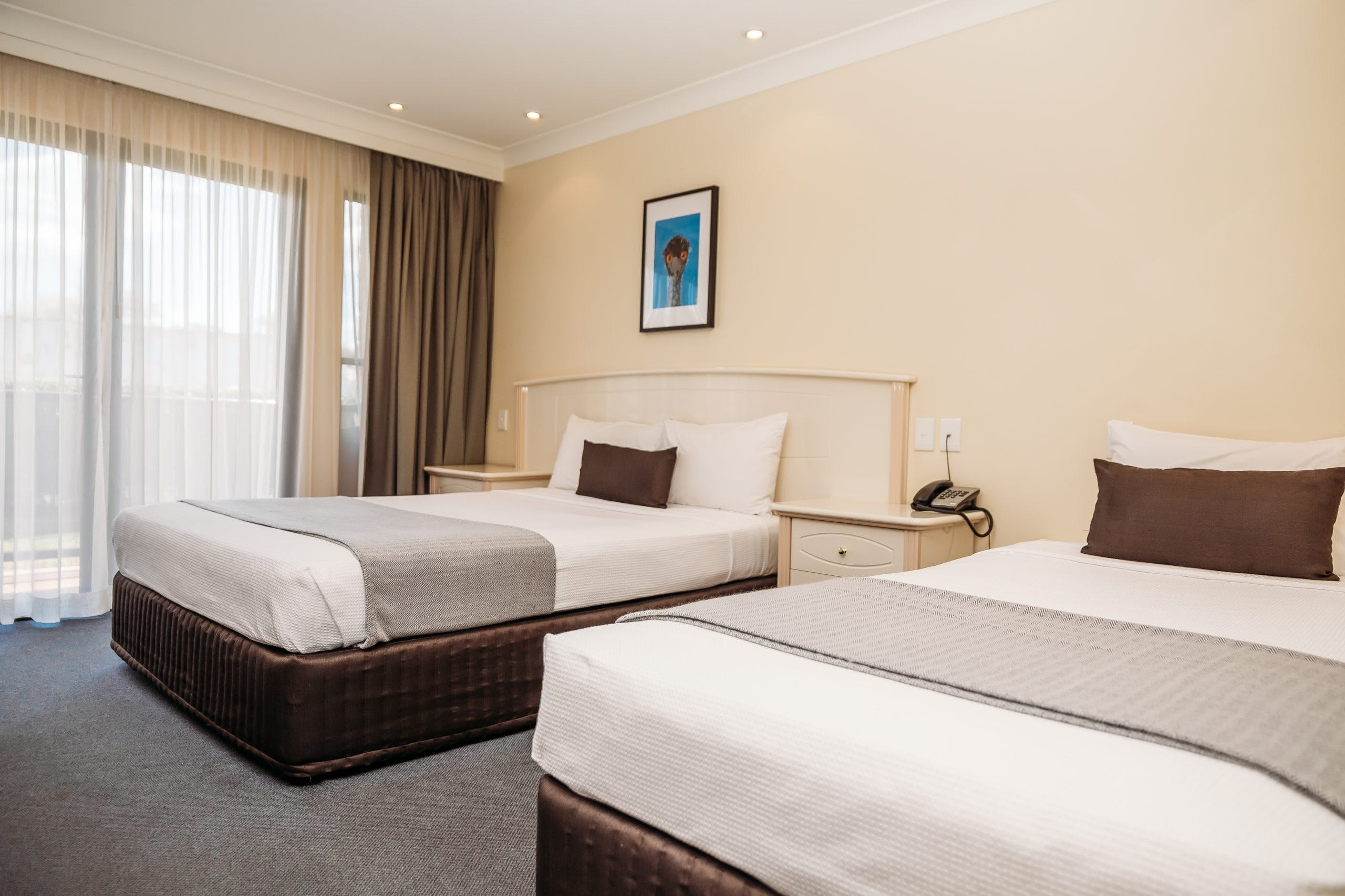 Kobbers Motor Inn - Accommodation Coffs Harbour