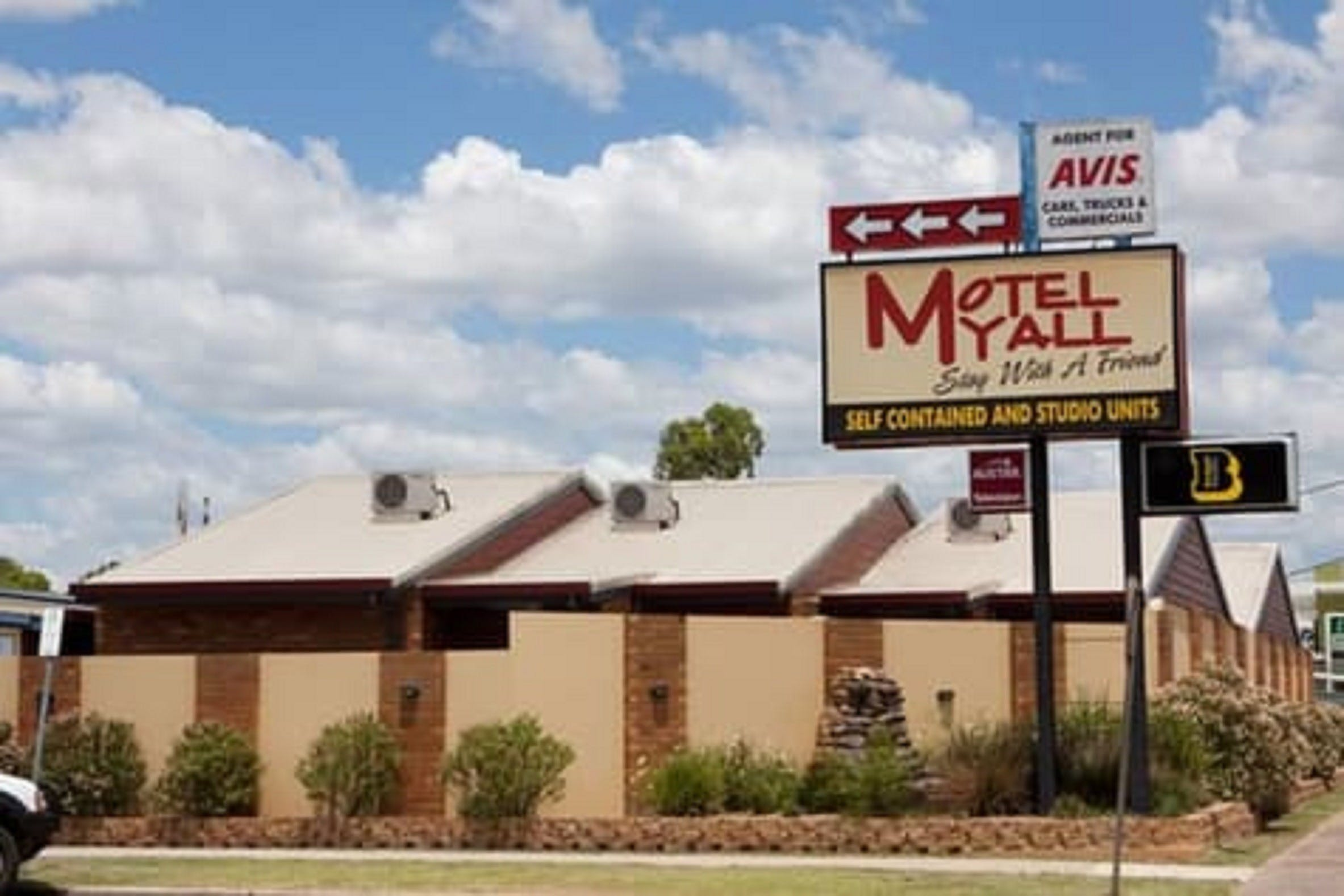 Motel Myall - Accommodation Coffs Harbour