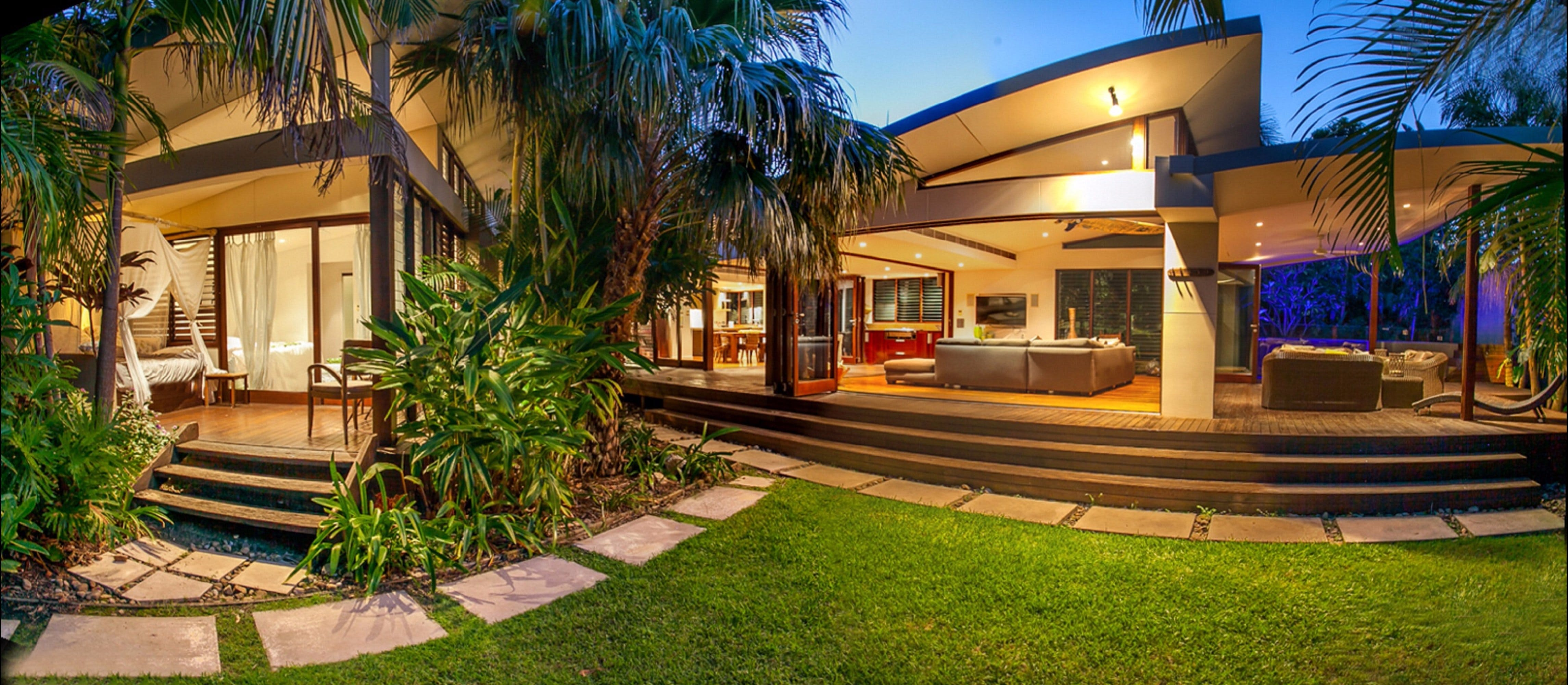 Pavilion Two at Broken Head - exclusive beachfront - Accommodation Coffs Harbour