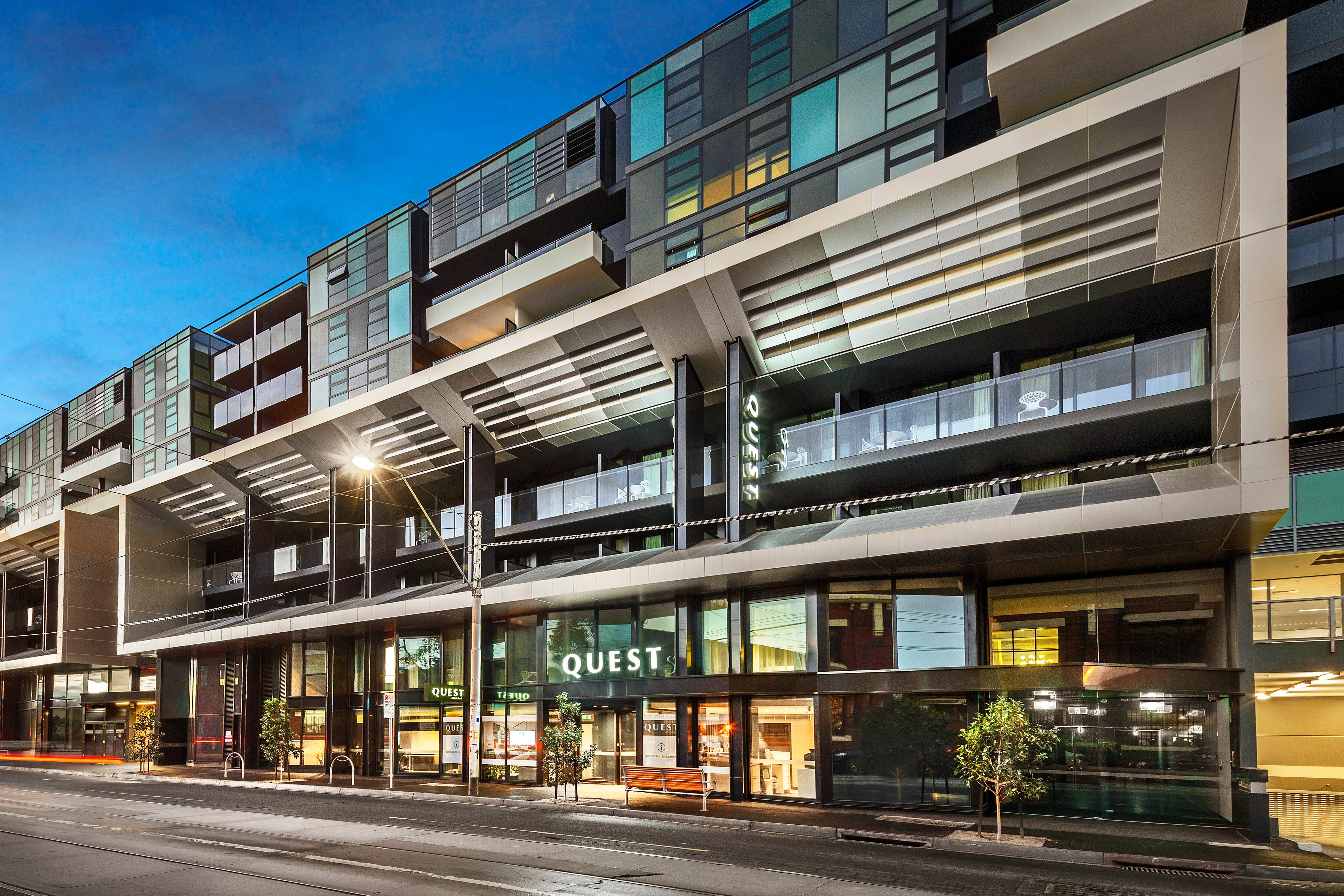 Quest Abbotsford - Accommodation Coffs Harbour