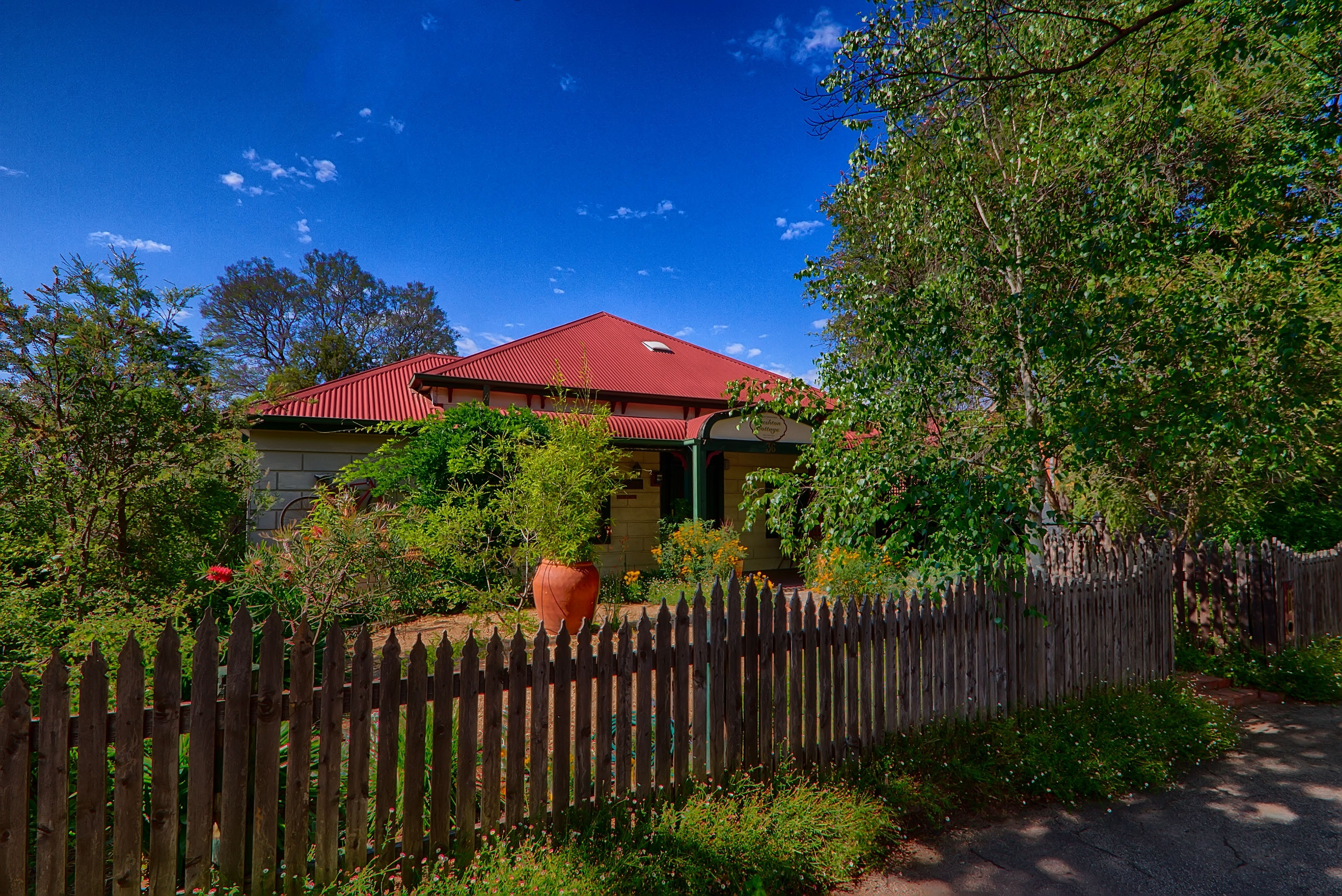 Rushton Cottage BB Private Guest Studio - Accommodation Coffs Harbour