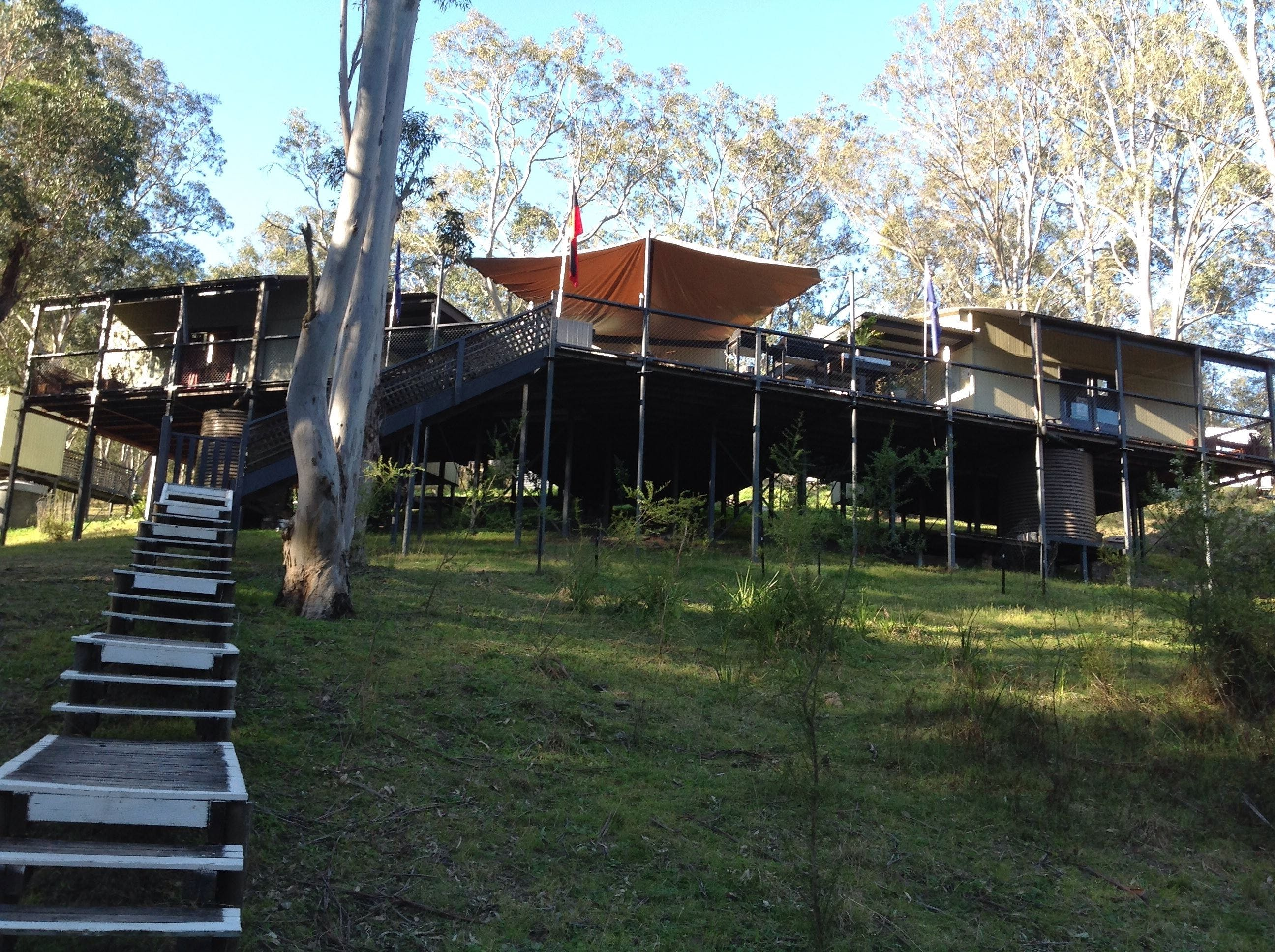 Six Foot Track Lodge - Accommodation Coffs Harbour